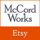 McCord Works on Etsy