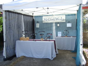 jewelry booth shot
